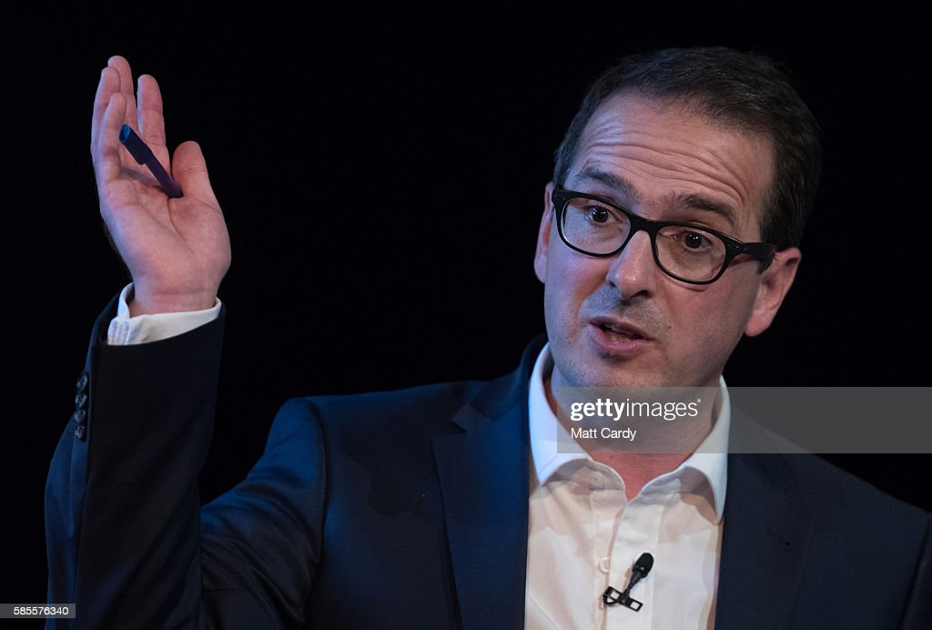 Owen Smith Rallies Supporters In Labour Leadership Race