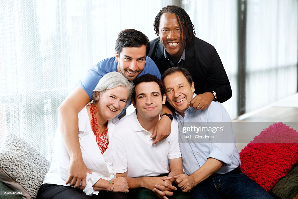 Cast of 'Life Animated', Los Angeles Times, June 26, 2016