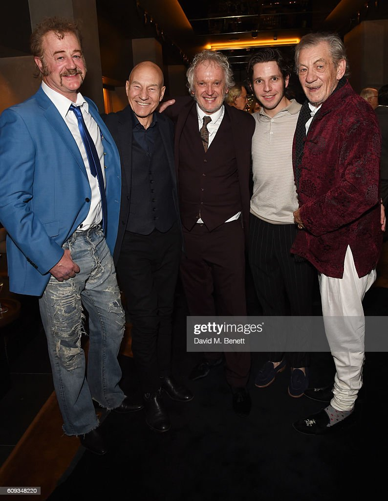 """No Man's Land"" - Press Night - After Party : News Photo"