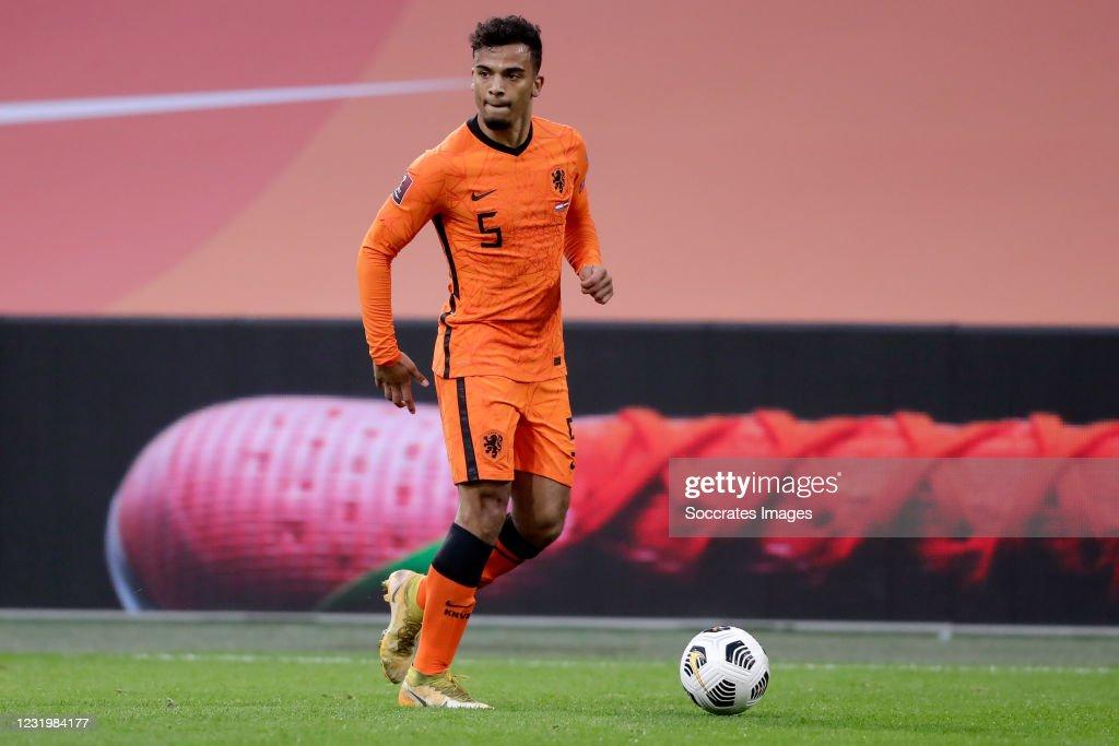 Holland  v Latvia -World Cup Qualifier : News Photo