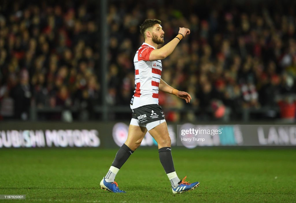 Gloucester Rugby v Bath Rugby - Gallagher Premiership Rugby : News Photo
