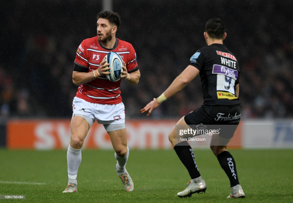 Exeter Chiefs v Gloucester Rugby - Gallagher Premiership Rugby : News Photo