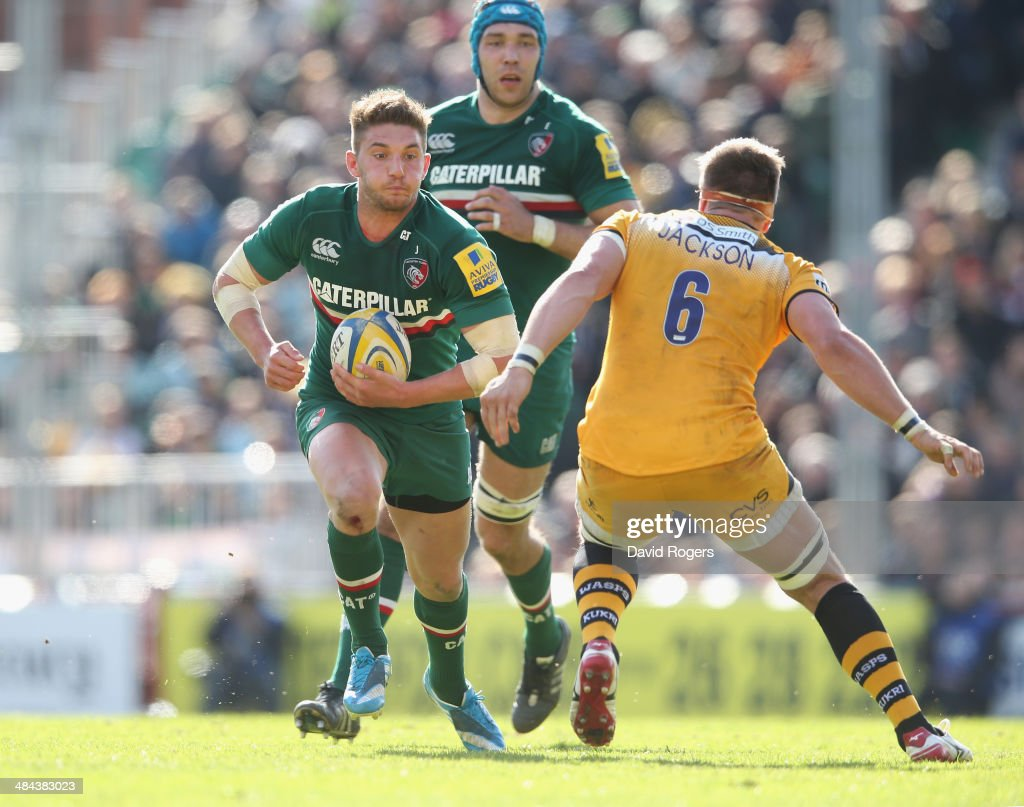Leicester Tigers v London Wasps - Aviva Premiership