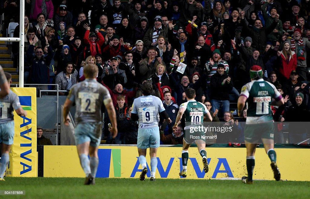 Leicester Tigers v Northampton Saints - Aviva Premiership : News Photo