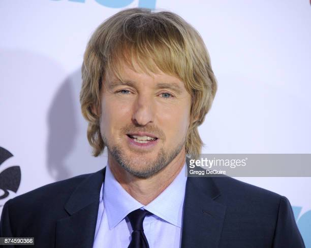 Owen Wilson arrives at the premiere of Lionsgate's Wonder at Regency Village Theatre on November 14 2017 in Westwood California