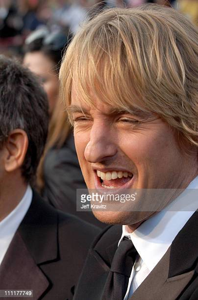 Owen Wilson during The 76th Annual Academy Awards Arrivals by Jeff Kravitz at Kodak Theatre in Hollywood California United States