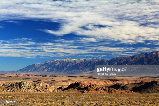 owens valley - lone pine california stock pictures, royalty-free photos & images