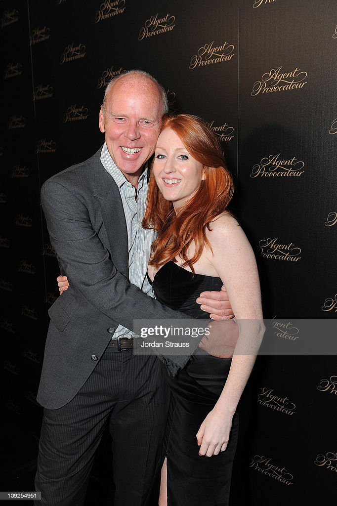 Agent Provocateur Rodeo Drive Store Opening Cocktail Party : News Photo
