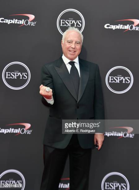Owner Jeffrey Lurie attends The 2018 ESPYS at Microsoft Theater on July 18, 2018 in Los Angeles, California.
