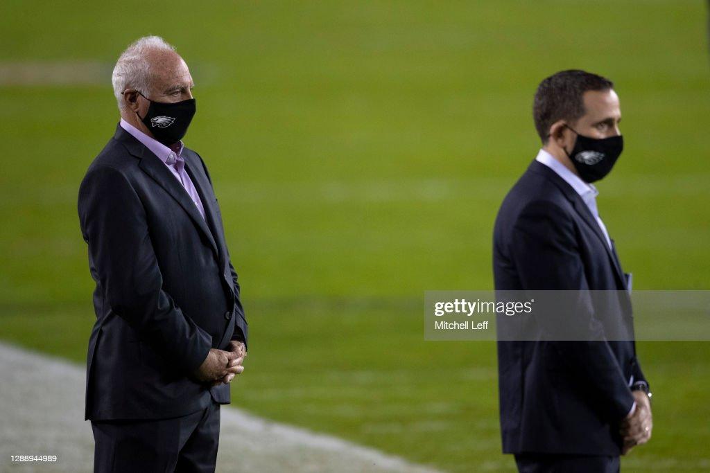 Seattle Seahawks v Philadelphia Eagles : News Photo