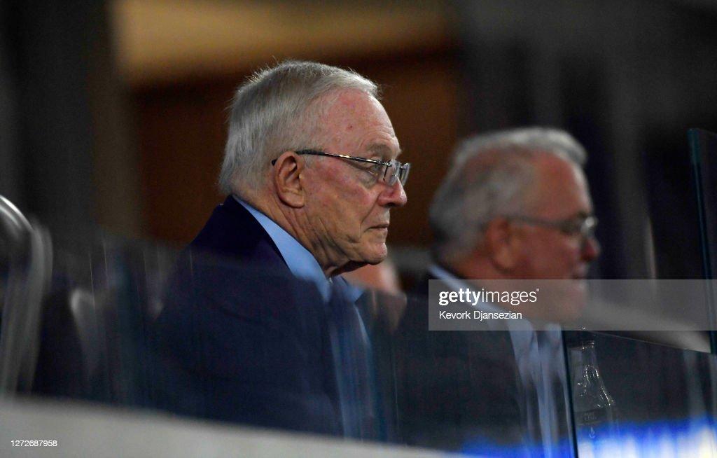 Dallas Cowboys v Los Angeles Rams : ニュース写真