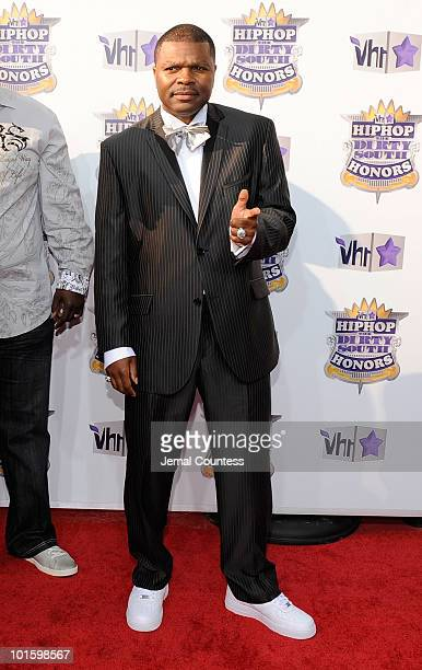 RECORDS owner JPrince attends 2010 VH1 Hip Hop Honors at Hammerstein Ballroom on June 3 2010 in New York New York