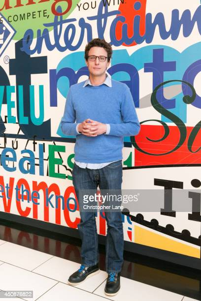 Owner of Buzzfeed Jonah Peretti is photographed for Focus Germany on May 1 2014 in New York City