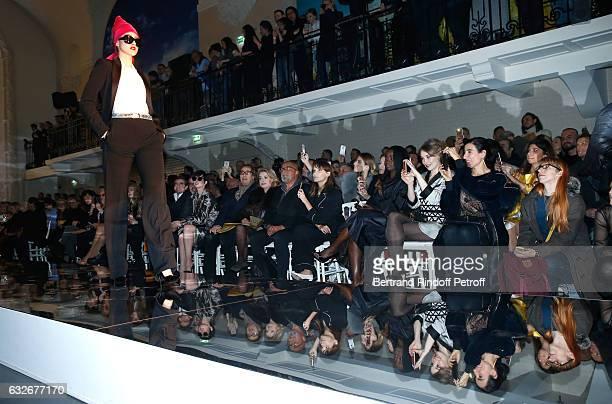 Owner of Gaultier Manuel Puig, Paz Vega, Gilles Dufour, Catherine Deneuve, Jean-Baptiste Mondino, Ana Girardot, Aissa Maiga, Debora Francois and...