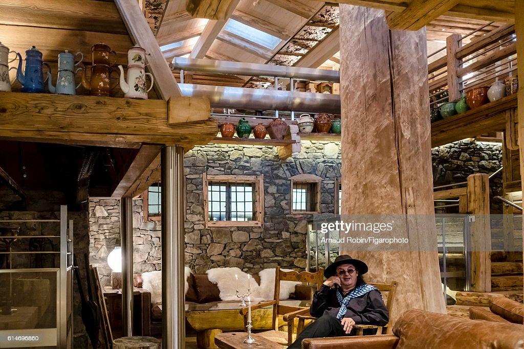 owner of la maison des bois restaurant marc veyrat is. Black Bedroom Furniture Sets. Home Design Ideas