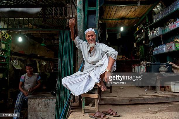 Owner of shop, Rangamati, Bangladesh