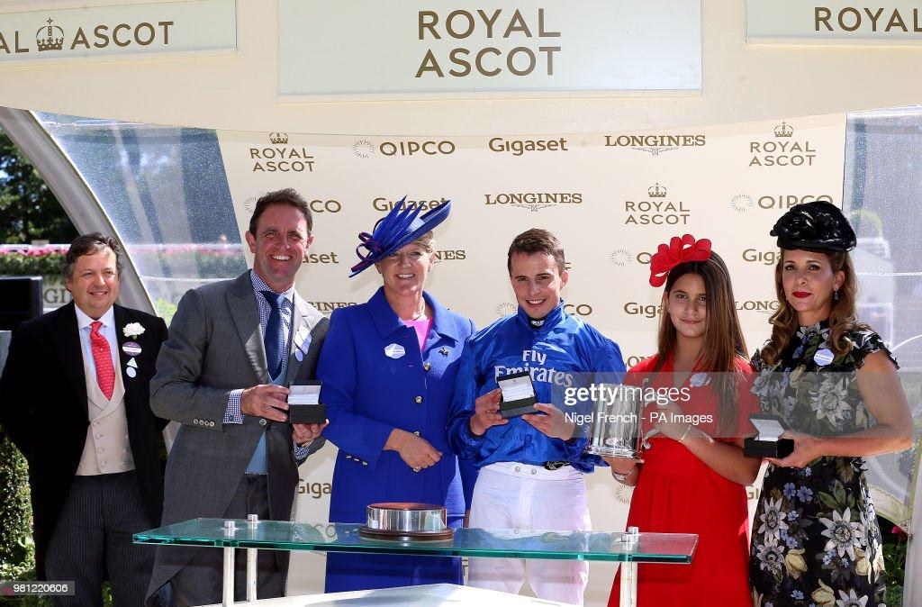 Royal Ascot - Day Four - Ascot Racecourse : Nachrichtenfoto