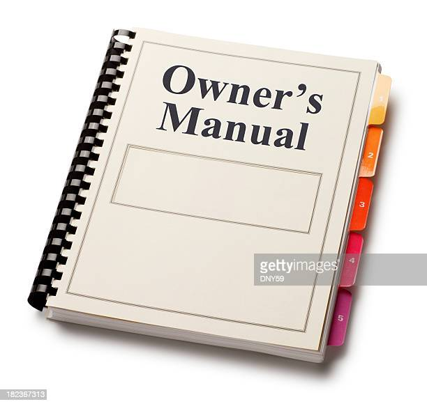 Instruction Manual Stock Photos And Pictures  Getty Images