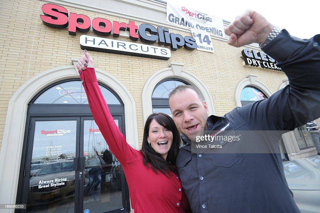Sport Clips American Based Haircut Salon Chain Pictures Getty Images