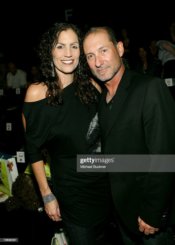 Owners of m fredric lisa levine and fred levine in the - Ed hardy lisa frank ...