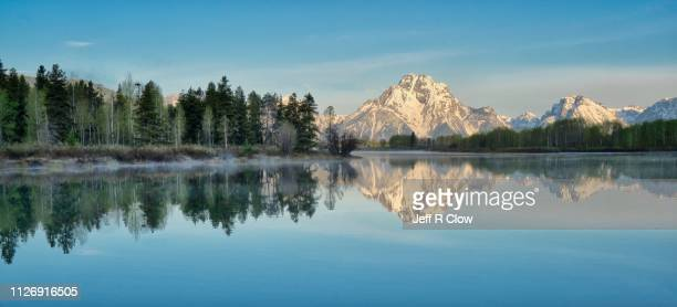 Oxbow Bend in the Springtime