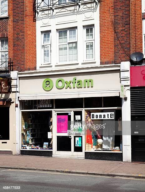 Oxfam negozio di beneficenza di