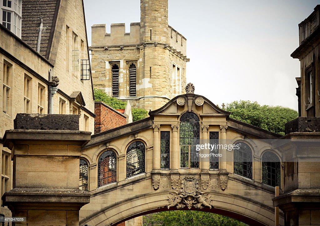 Oxford Architecture : Stock Photo