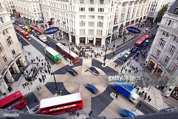 Oxford Circus Crossing - London