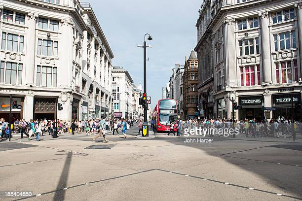 Oxford Circus, London, UK