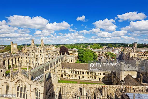 oxford, england - oxford university stock pictures, royalty-free photos & images