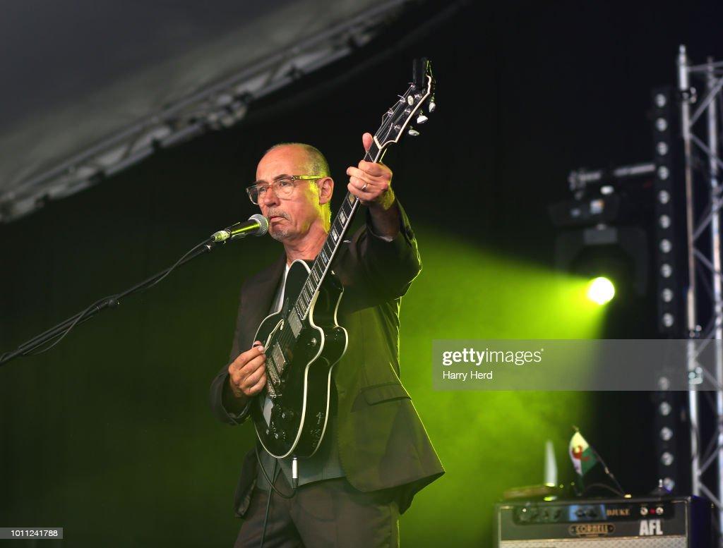 Cornbury Festival - Day 3 : News Photo