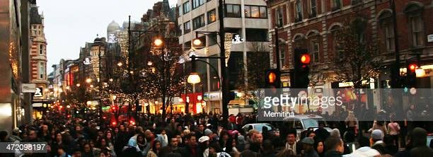 Oxford street Christmas sales