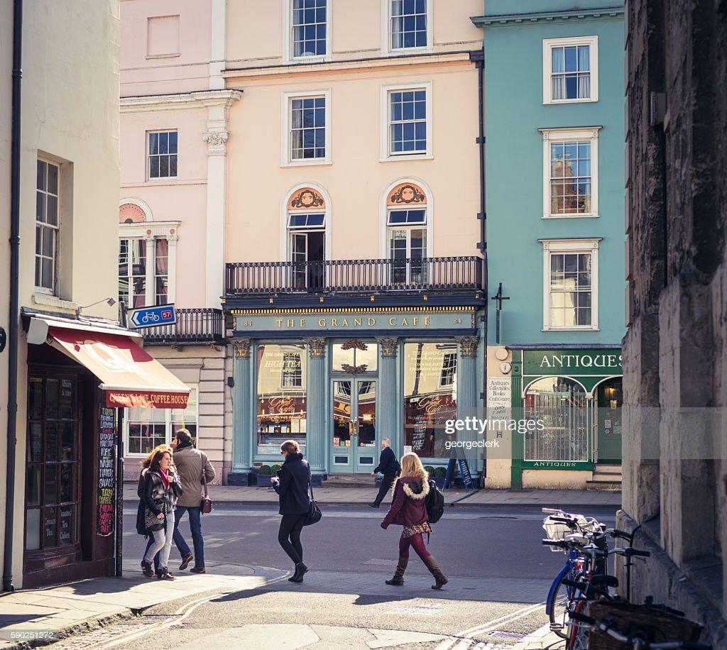 Oxford Streets : Stock Photo