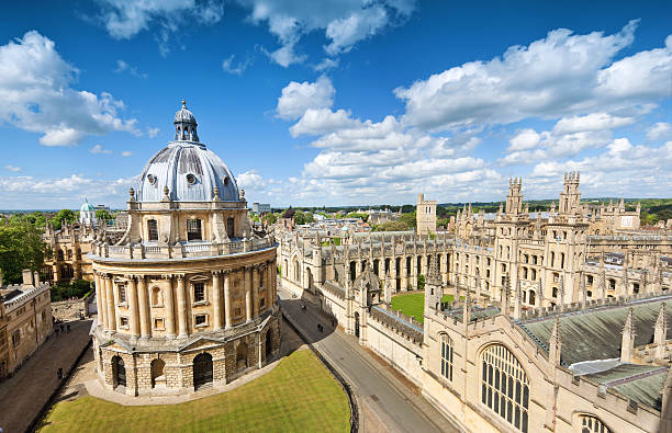 """Oxford, UK"""