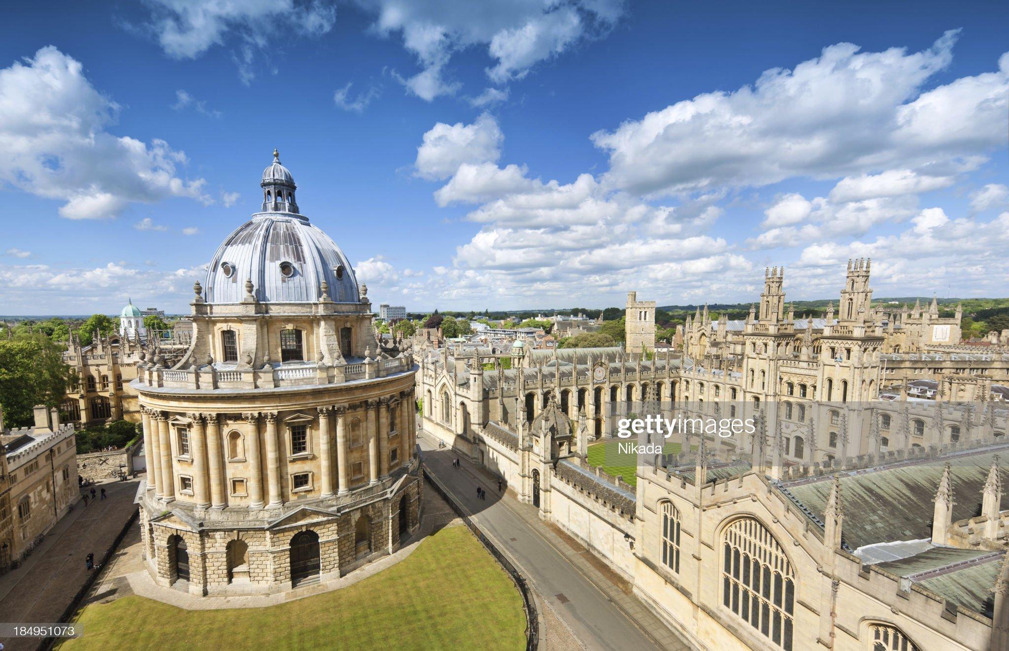 Oxford, UK : Stock Photo