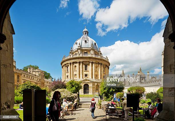 oxford, uk - oxford university stock pictures, royalty-free photos & images