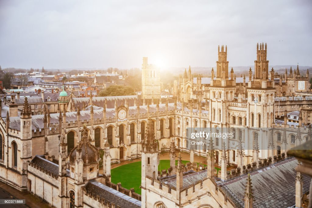 Oxford, UK : Stock Photo