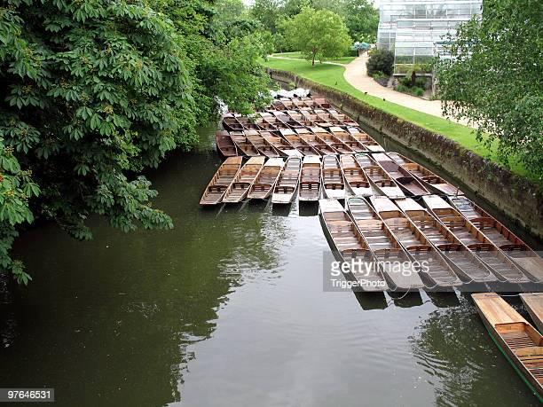 oxford-kanus - oxford oxfordshire stock-fotos und bilder