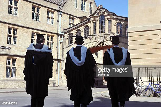 oxford university silhouettes - oxford england stock pictures, royalty-free photos & images