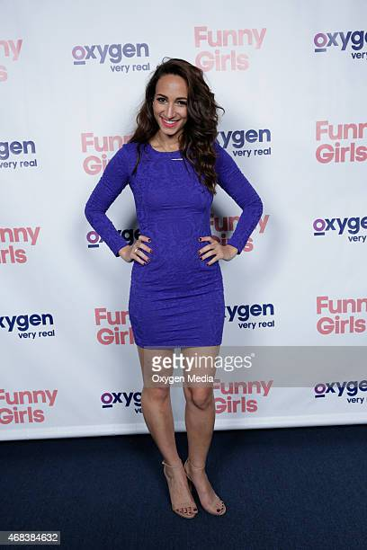 """Oxygen's""""Funny Girls"""" NYC Premiere Showcase"""" -- Pictured: Ester Steinberg --"""