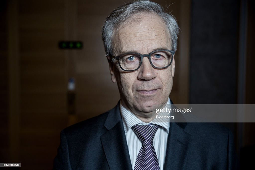 Norges Bank Governor Oystein Olsen Interest Rate Announcement As Inflation Slows