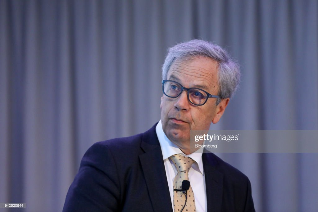 Norges Bank Governor Oystein Olsen And Norway's Finance Minister Siv Jensen Speak At Finance Norway's Capital Markets Day