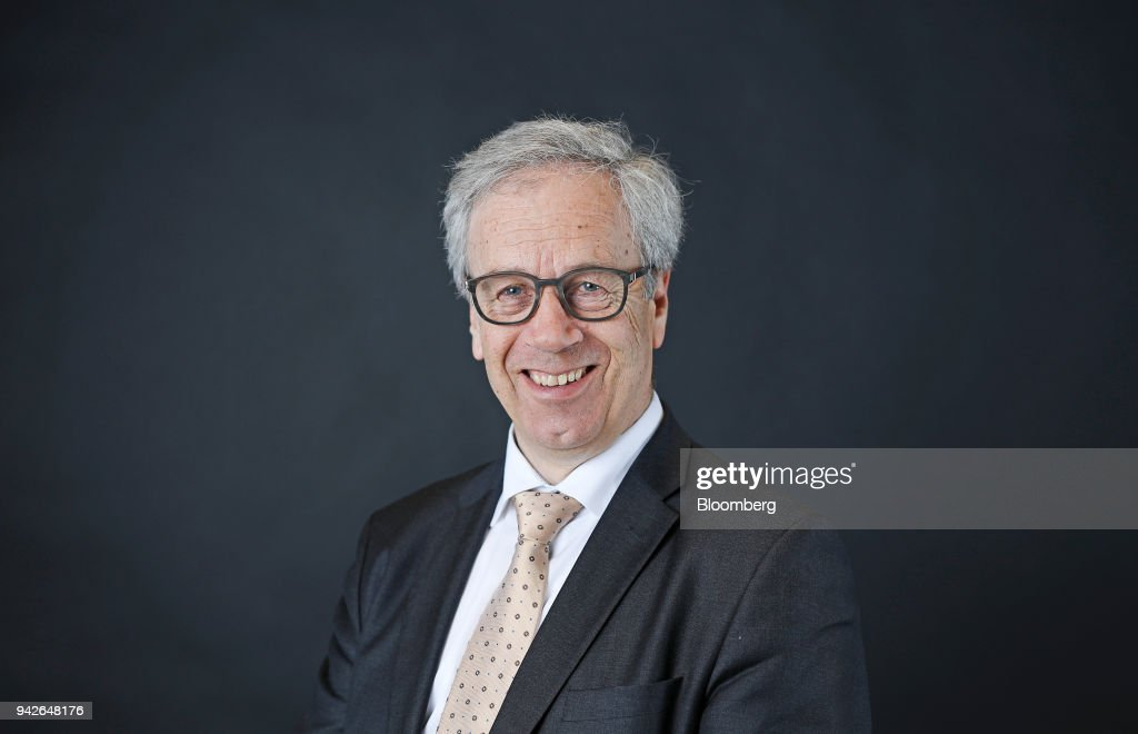 Norges Bank Governor Oystein Olsen Interview