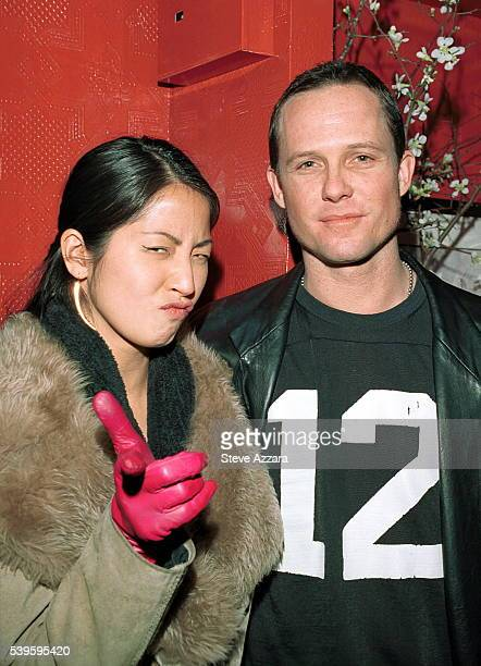 Oz and the actor Dean Winters