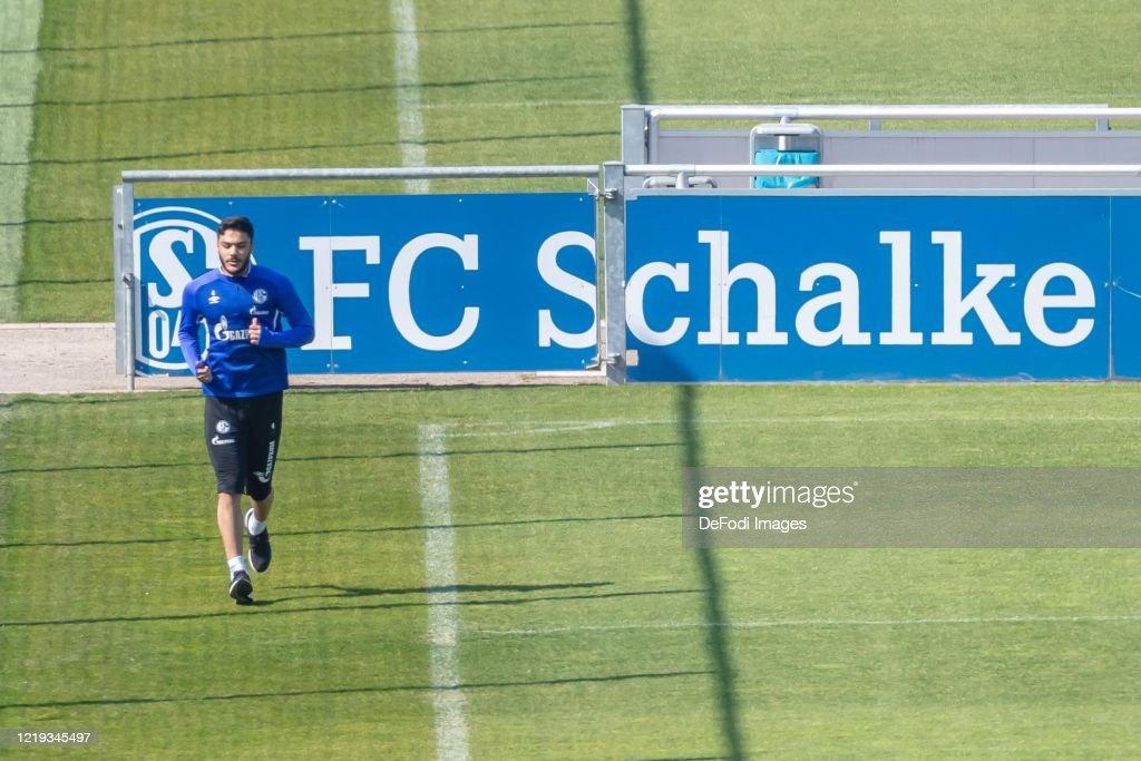 FC Schalke 04 - Training Session : ニュース写真