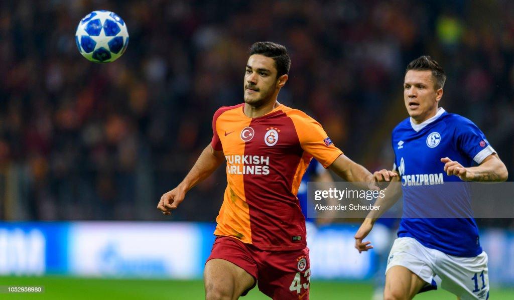 Galatasaray v FC Schalke 04 - UEFA Champions League Group D : ニュース写真