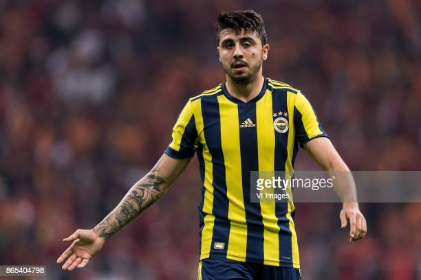 Ozan Tufan of Fenerbahce SK during the Turkish Spor Toto Super Lig football match between Galatasaray SK and Fenerbahce AS on October 22 2017 at the...