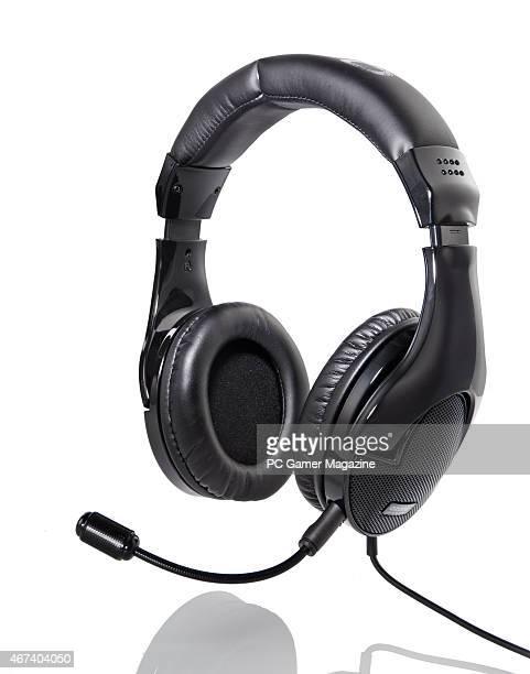 A Ozone Onda Pro gaming headset taken on April 2 2014