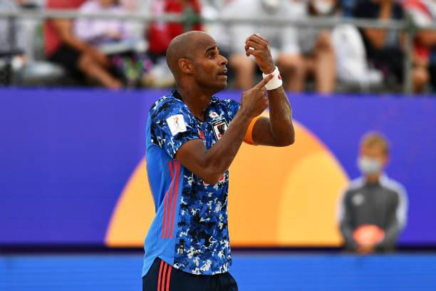 RUS: Tahiti v Spain - FIFA Beach Soccer World Cup 2021
