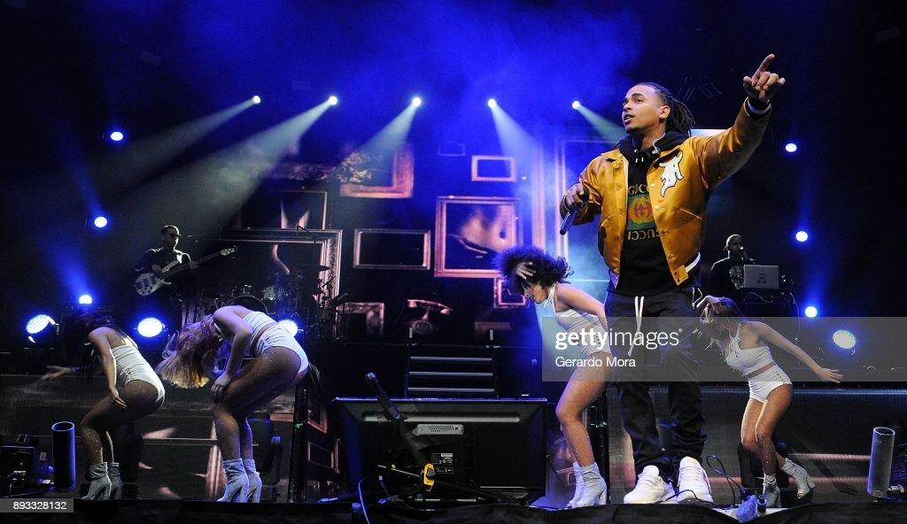 Ozuna And Wisin In Concert - Orlando, Florida